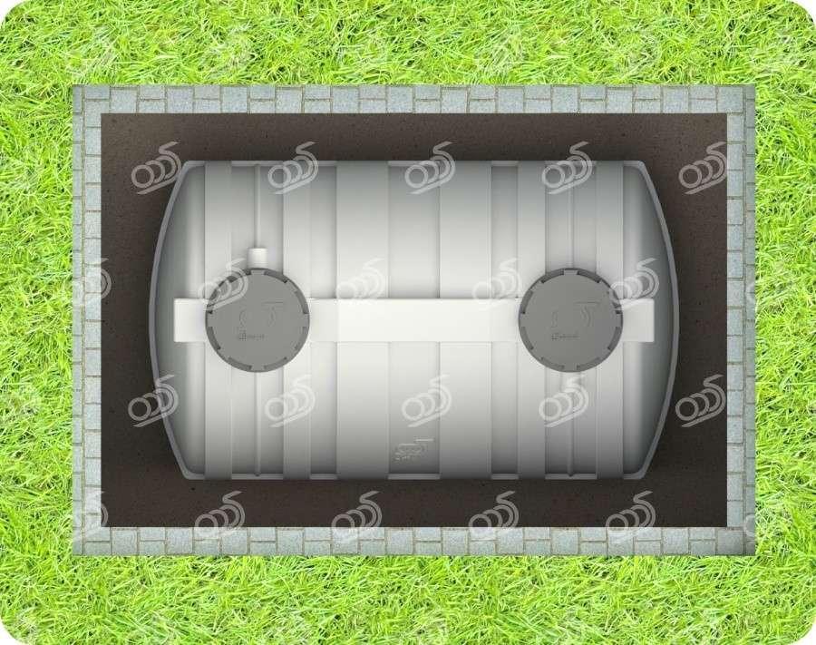 دفن مخازن-شادمان مخزن